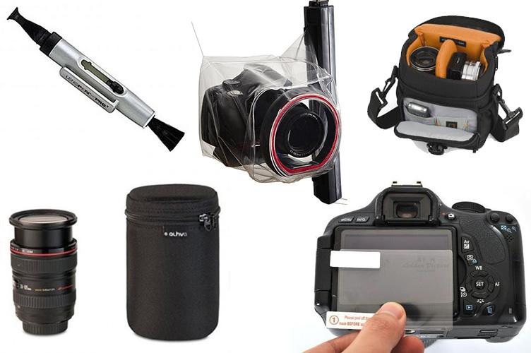 5 acessórios diferentes de fotografia