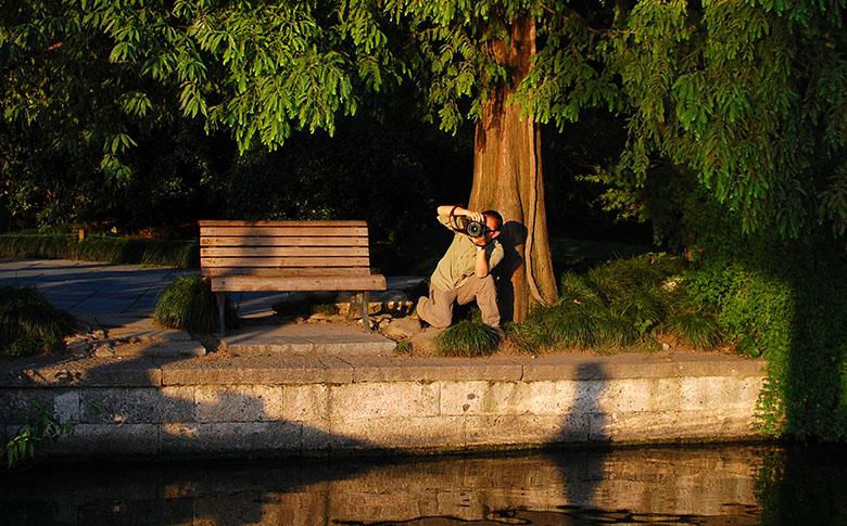 Fotógrafos - Hobby vs. Profissão
