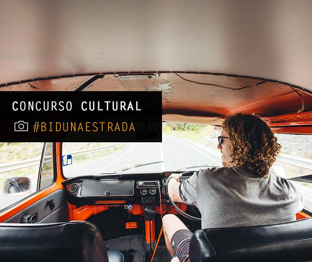 Concurso Cultura #BiduNaEstrada