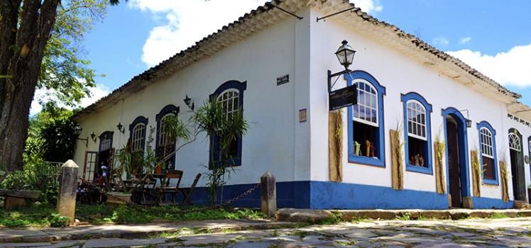 Tiradentes em Minas Gerias