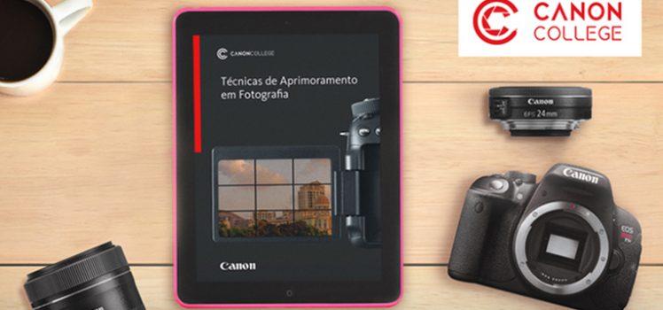 Livro gratuito da Canon - Técnicas de Aprimoramento em Fotografia