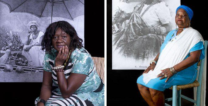 Cultura negra é resgatada por meio de fotografias do século XIX