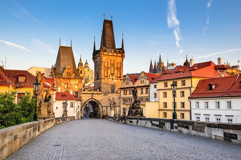 Fotografia de Viagem - Praga