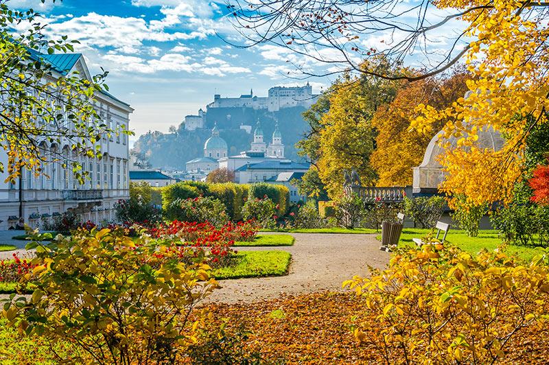 Fotografia de Viagem - Salzburg