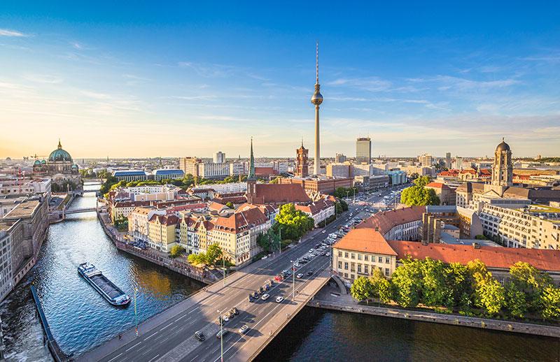 Fotografia de Viagem - Berlim
