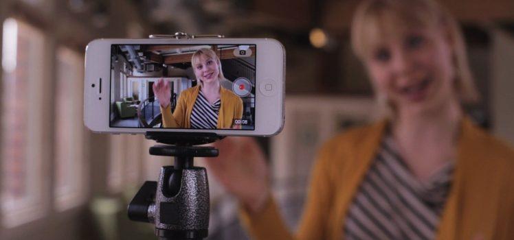 Aplicativos para fazer vídeos incríveis usando o celular